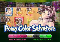 Peony Color Salvatore