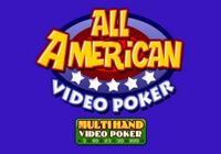Multihand Poker: All American