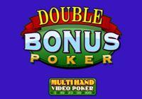 Multihand Poker: Double Bonus Poker