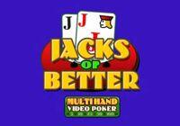 Multihand Poker: Jacks or Better
