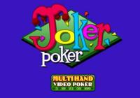 Multihand Poker: Joker Poker
