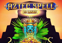 Aztec Spell 10 Lines Edition