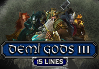 Demi Gods III - 15 Lines