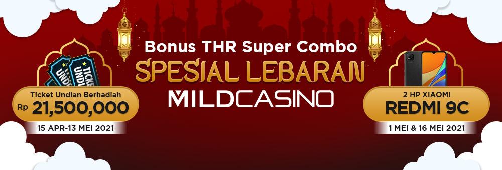 Bonus Super Combo Spesial Lebaran